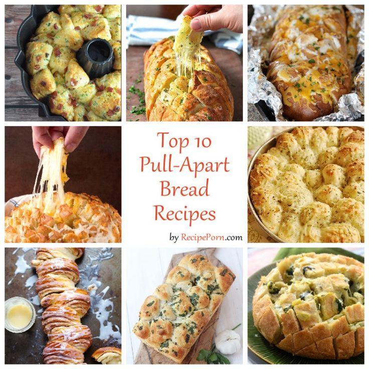 Top-10 Pull Apart Bread Recipes