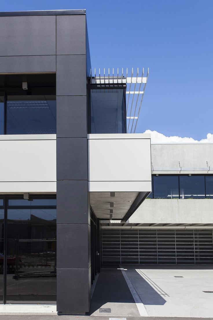 Exterior Cladding Systems: Foley Architects Building, Christchurch, New Zealand