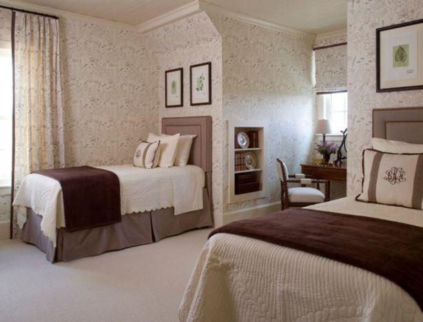 Phoebe Howard Twin Bedroom With Desk
