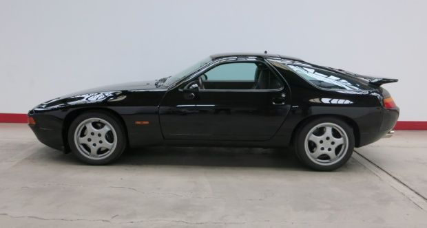 1992 Porsche 928  - 928 GTS Manual