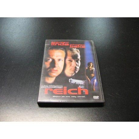 REICH (Bogusław LINDA) DVD - Opole