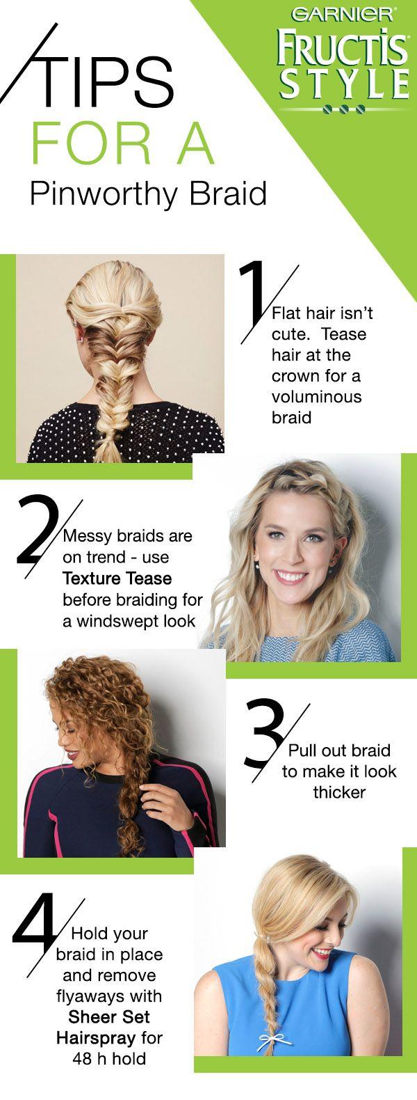 75 best Beautiful Braids images on Pinterest | Beautiful braids ...