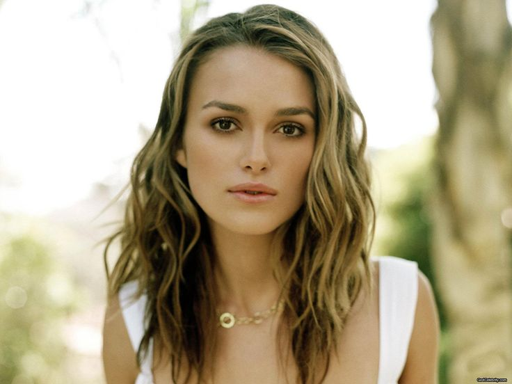 Keira Knightley - English actress