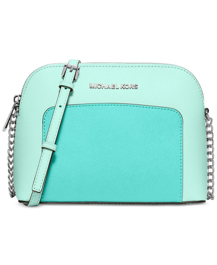 MICHAEL Michael Kors Cindy Colorblock Large Crossbody, A Macy\u0027s Exclusive  Style - Handbags \u0026 Accessories - Macy\u0027s