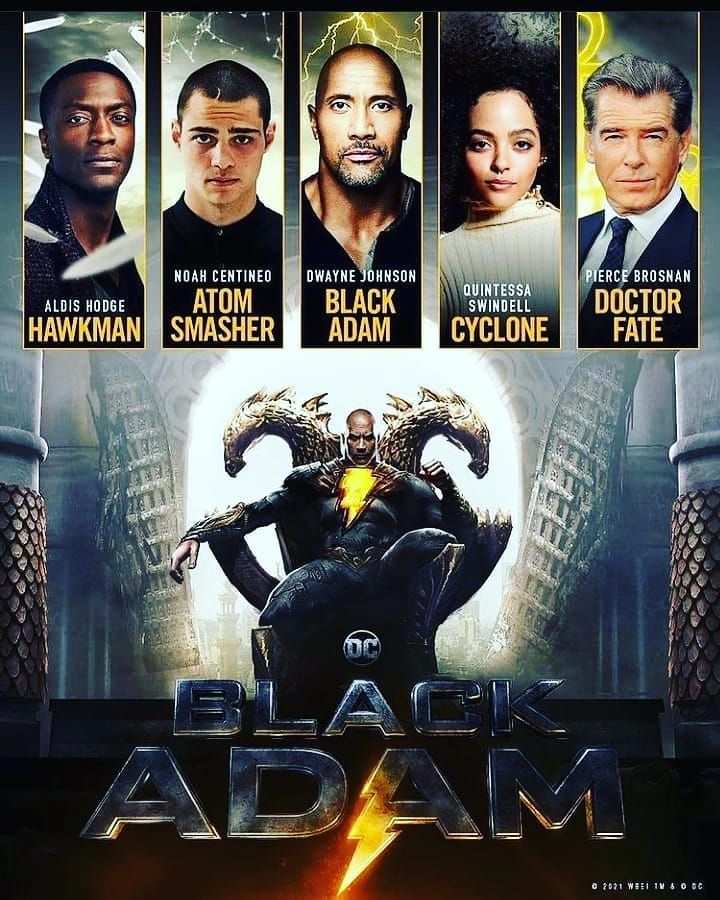 "Díví บน Instagram: ""Black Adam #zacksnyder #justiceleague #dccomics #batman  #superman #dceu #wonderwoman #dc #releasethesnydercut #snyder… ในปี 2021 |  แฟนพันธุ์แท้, สูตรอาหาร"