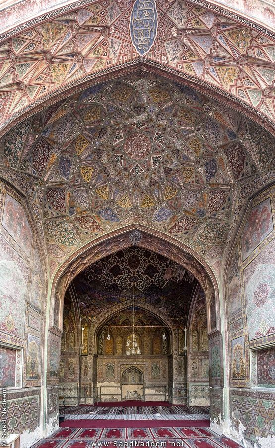 Wazir Khan Mosque .Lahore Pakistan