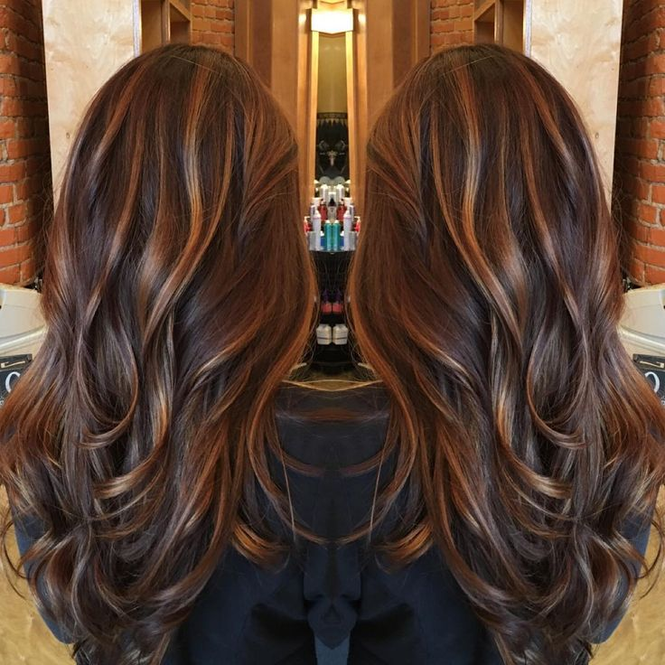 17 Best Ideas About Chocolate Caramel Hair On Pinterest