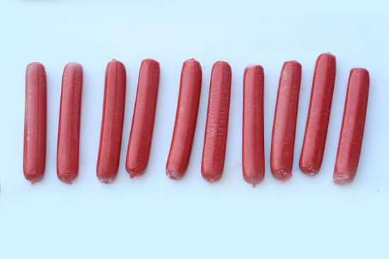 Absolutely Doing This!!!  How to Calculate Pi by Throwing Frozen Hot Dogs: 8 steps
