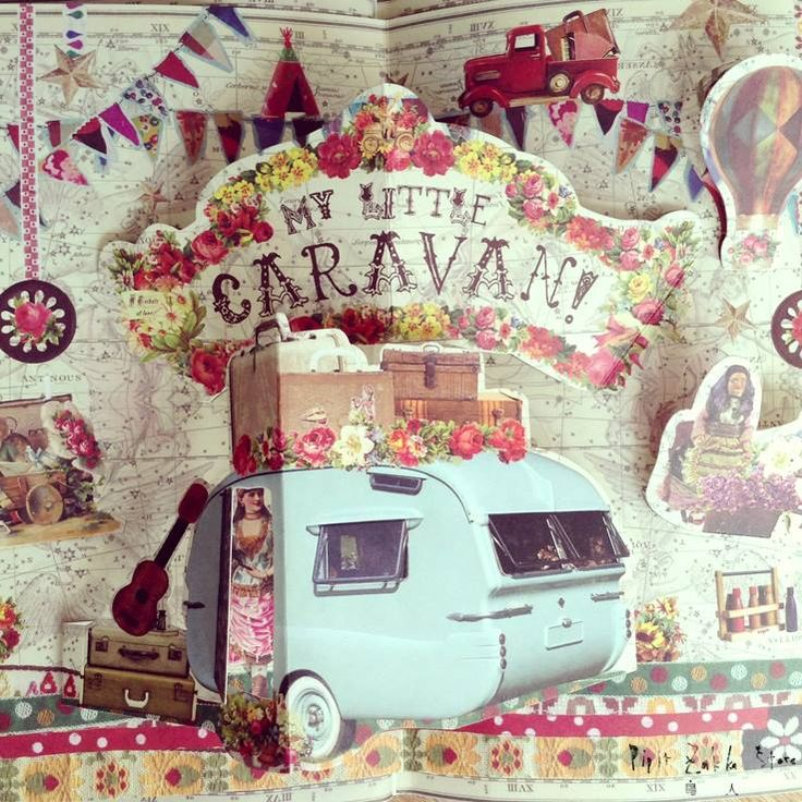 Little Thing #31 - My Little CaraVan