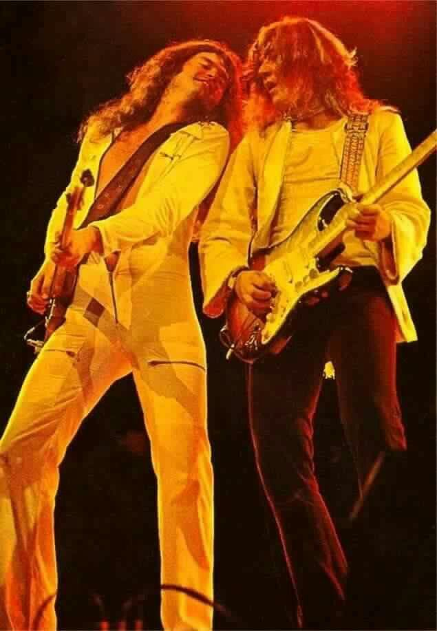 Glenn Hughes & Tommy Bolin - Deep Purple