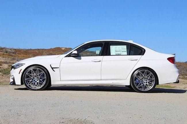 New 2018 BMW M3 Sedan Sedan Seaside, CA
