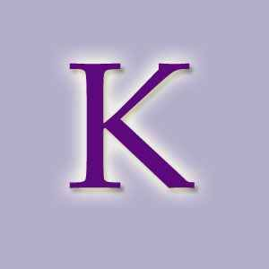1000+ images about Letter K on Pinterest | Initials, Drop ...