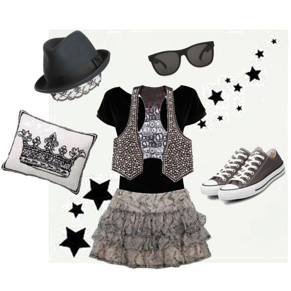 Cute outfit needs a cute personalized pillow.
