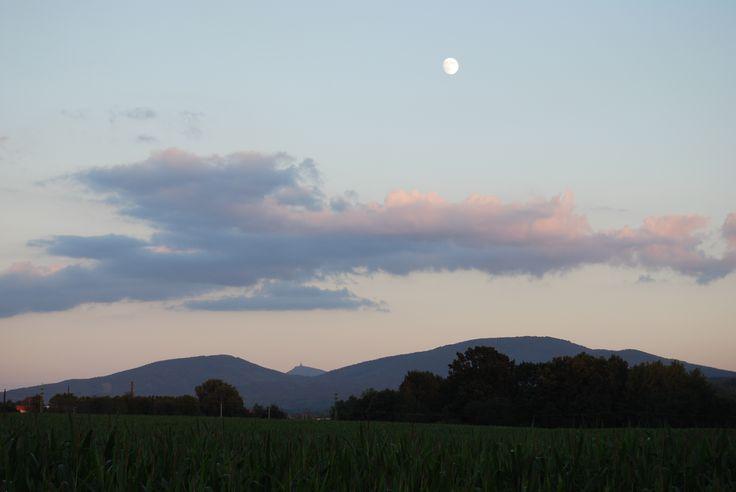 the moon, Hrádek nad Nisou