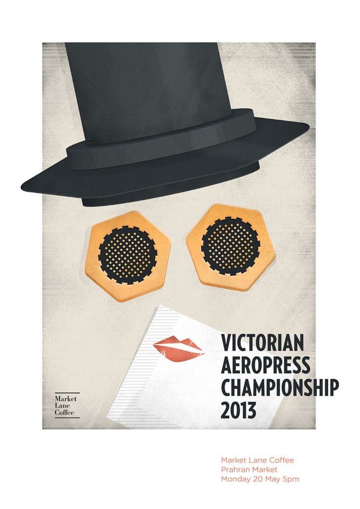 Victorian Aeropress Championship. Like a sir!