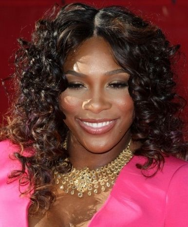 serena williams new hair style best 25 medium weave hairstyles ideas on 8583