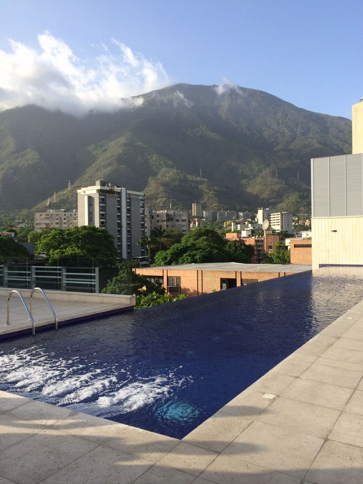 Hotel Cayena, Caracas, Venezuela  Maybe a full day there while visiting my family?