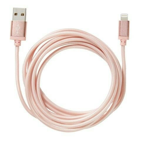 Metal Rope Micro USB Cable $10.00