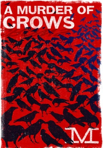 Collective animal noun art Collective nouns, Crow