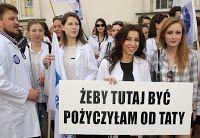 Poniżej przedstawiona jest liczba przyznanych przez Ministerstwo Zdrowia…