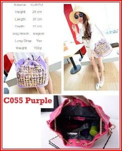 awesome C055 Purple