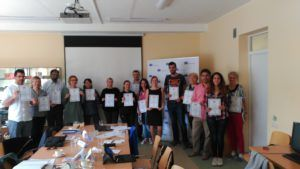 Forth Transnational Meeting for the EURspace Project in Vilnius (Lithuania) // Cuarto Meeting Transnacional del Proyecto EURspace en Vilna (Lituania)