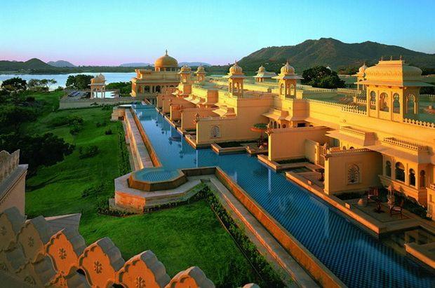 The Oberoi Udaivilas, India - Killer Hotel