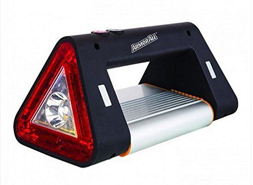 Armor All Triangle Car Emergency Light, Roadside Safety - Floodlight, Spotlight, Flashing Beacon, Magnetic, Multifunction - https://www.caraccessoriesonlinemarket.com/armor-all-triangle-car-emergency-light-roadside-safety-floodlight-spotlight-flashing-beacon-magnetic-multifunction/  #ARMOR, #Beacon, #Emergency, #Flashing, #Floodlight, #Light, #Magnetic, #MultiFunction, #Roadside, #Safety, #Spotlight, #Triangle #Fall-Winter-Driving, #Safety-Kits
