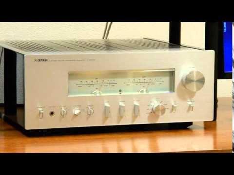 Yamaha A-S3000 - YouTube