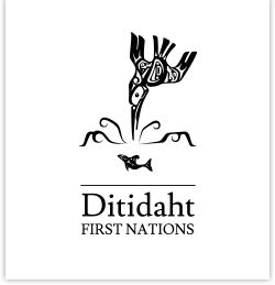 Best First Nations In British Columbia Branding Graphics - Us west coast vancouver island map
