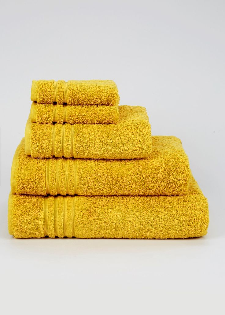 Egyptian Cotton Towels (700gsm) - Matalan