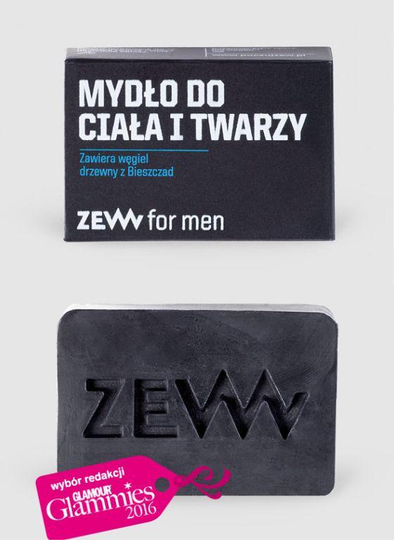 Mydło do ciała i twarzy ZEW for men