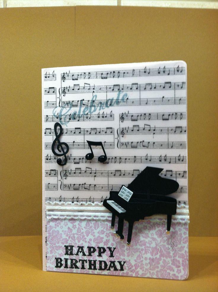 The 25 best Musical birthday cards ideas – Musical Birthday Card