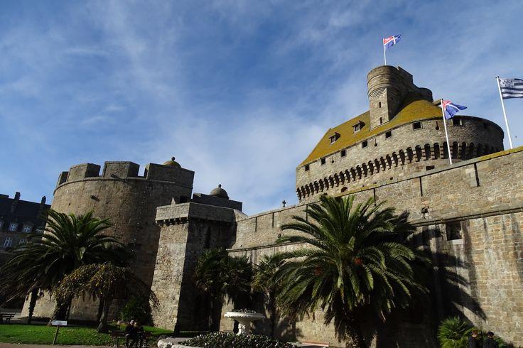 Chateau de Saint-Malo, Saint Malo