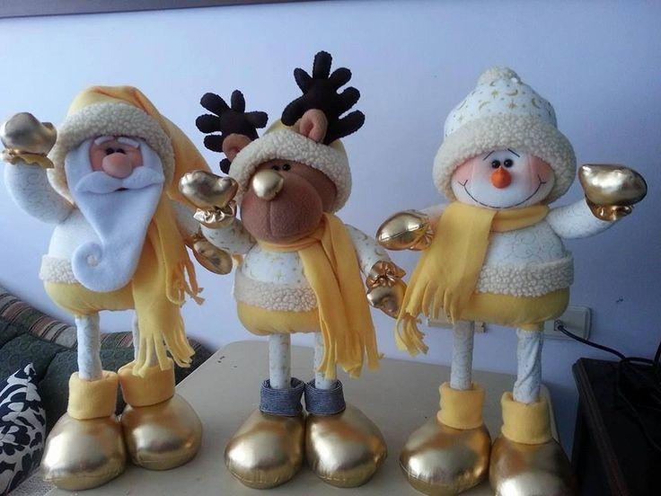 trio navideño