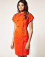 Enlarge ASOS Shirt Dress with Button Front