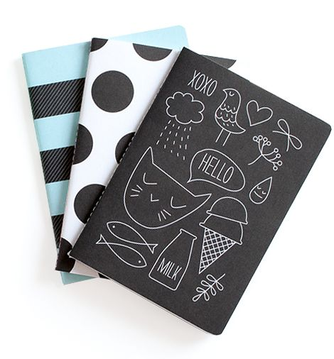 15 Cute Notebooks! | Key Lime Digital Designs | Bloglovin'