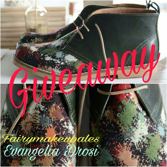 Fairy make-up tales . . . . : We are celebrating! Win perfect handmade shoes by ...