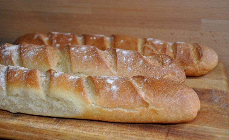 La ricetta della baguette | buonocomeilpane