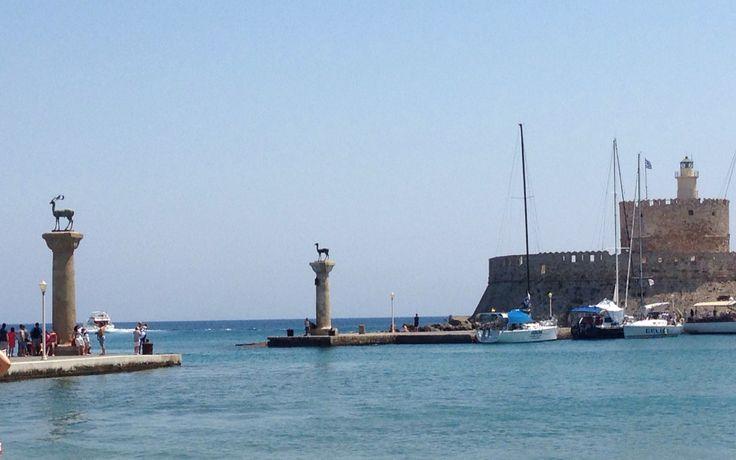 Rodos Mandraki Limanı