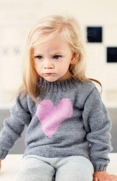 Merino+wool+sweater+for+kids+with+heart+from+Shnop+Shnop++by+DaWanda.com