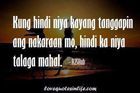 Hugot Quotes Para sa mga Umaasa | Quotes in Life ...