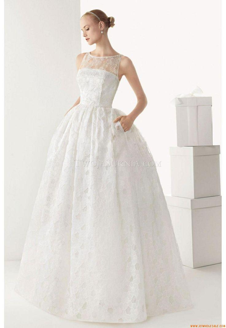 Pin by robe de mariée pas cher on Robe de mariée Rosa Clara ...