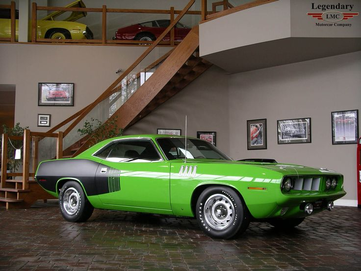 1971 Plymouth Barracuda 'Cuda