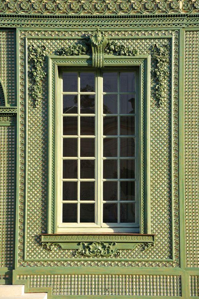 Le Pavillon Frais, Château de Versailles, France (the art of treillage since 1848)