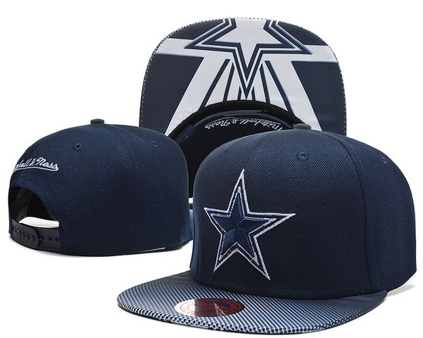 Cheap Dallas Cowboys NFL Mitchell And Ness Snapback Hats Leather Brim|Factory Direct Sale and Please go follow me to pick up coupons