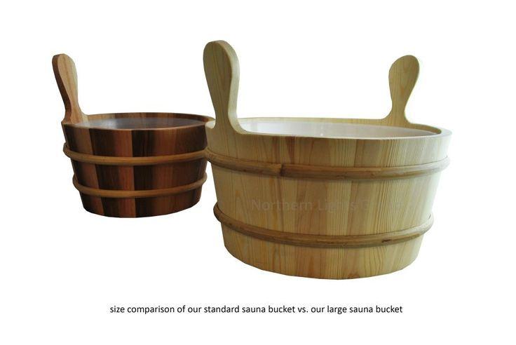 Sauna Buckets in Canada