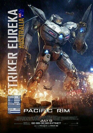 Pacific Rim: Striker Eureka - Australia