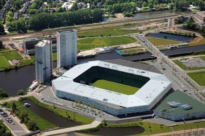 Euroborg Groningen Stadion van FC Groningen