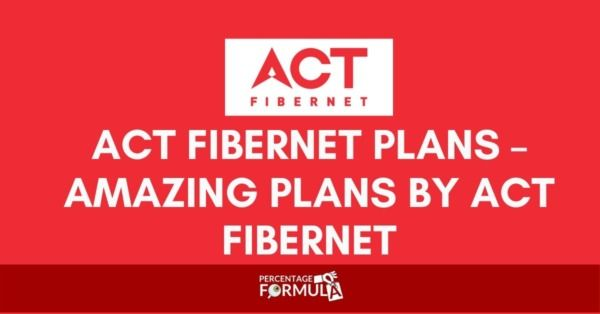 Act Fibernet Plans Vizag